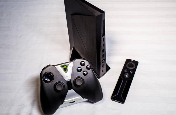 nvidia shield tv android