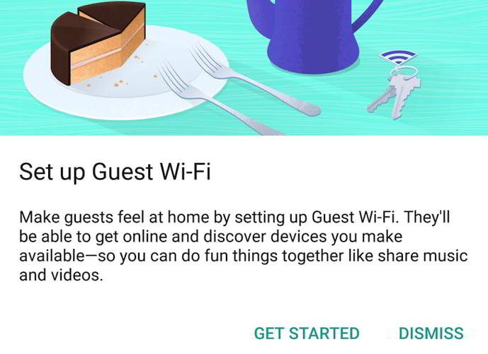 google on wifi invitados android