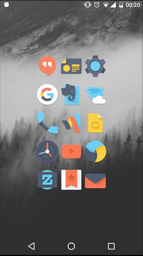 impulse-icon-pack-android