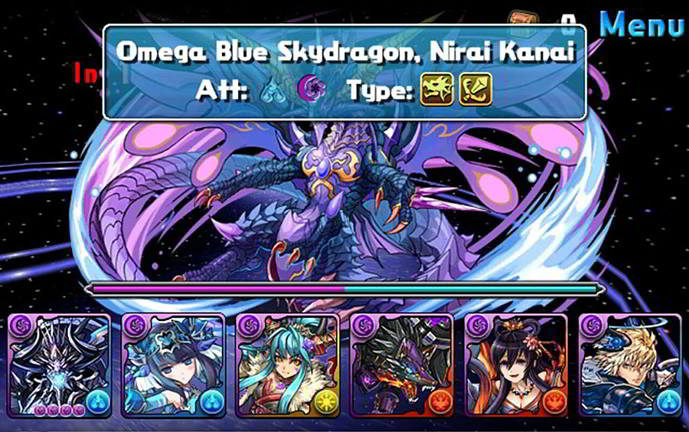 puzzle & dragons v8.6.2 android