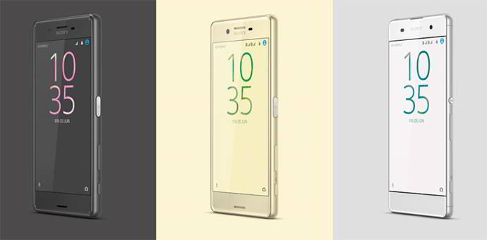 xperia x android