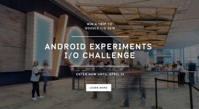 android experiment challenge