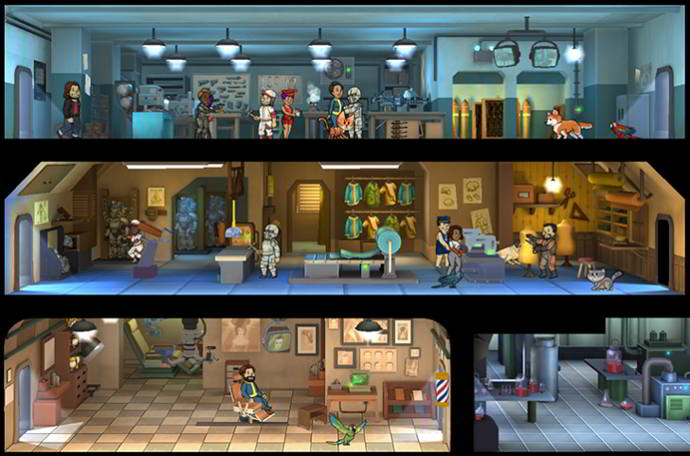 fallout shelter v1.4 android