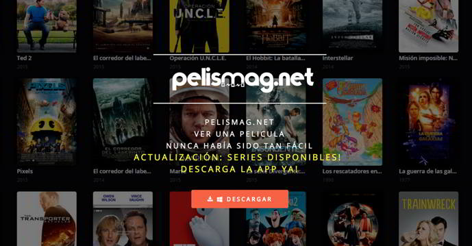 pelismagnet android