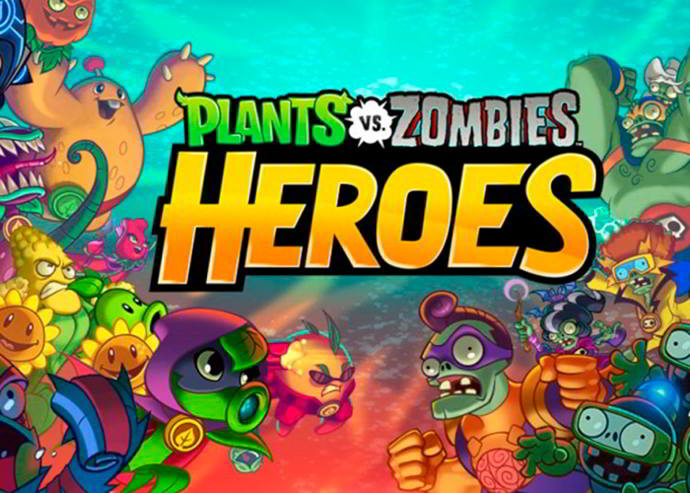 plants vs zombies heroes android