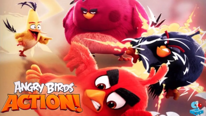 angry birds action android
