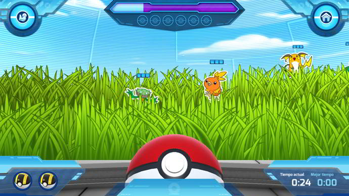 campamento pokemon android