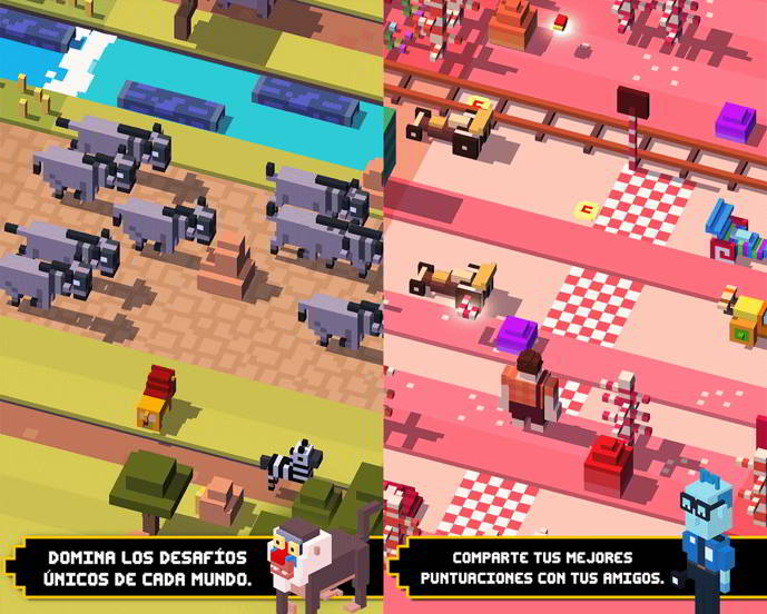 disney crossy road android
