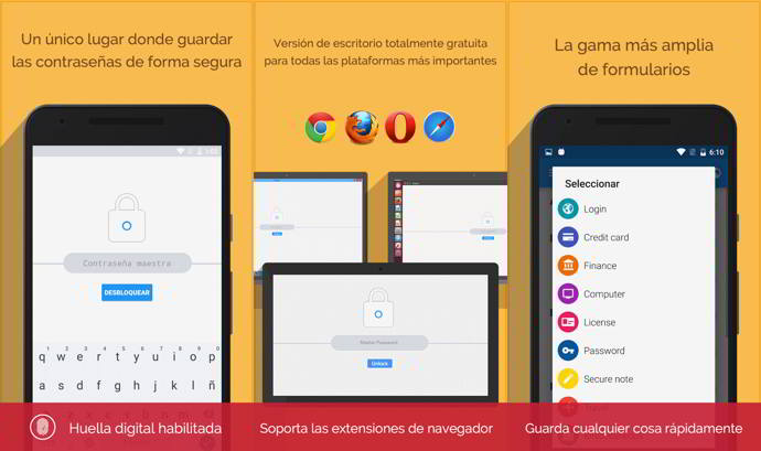 enpass password manager android