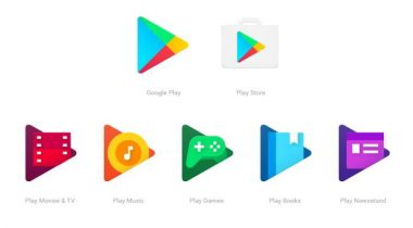 google play apps iconos android