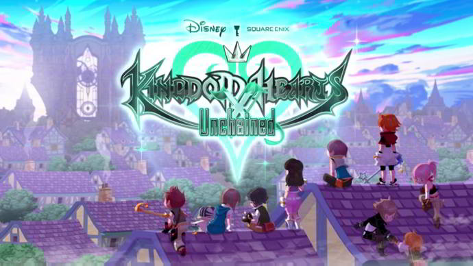 kingdom hearts unchained x android