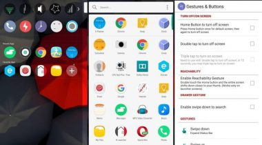 n launcher android