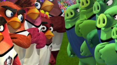 angry birds goal android