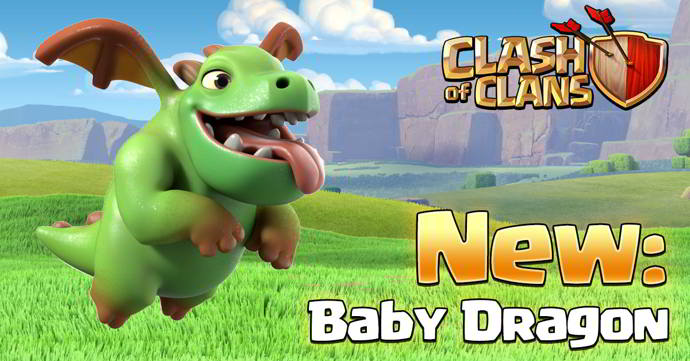 clash of clans v8.332.9 android