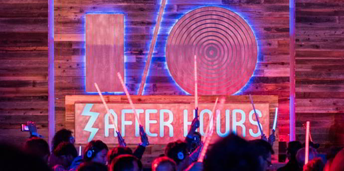 google io 2016 after hours