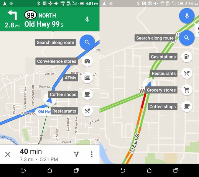 google maps v9.26.1 android