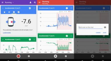 google science journal android