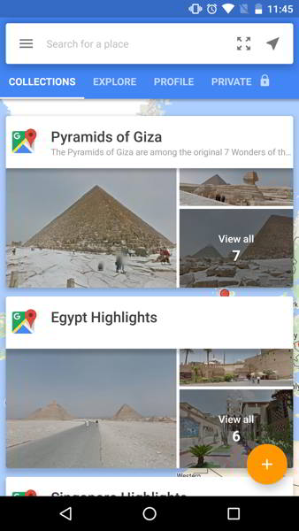 google street view v2.12 android