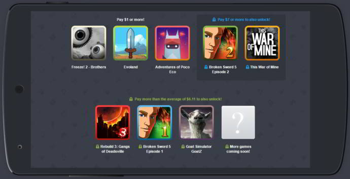 humble mobile bundle 18 android