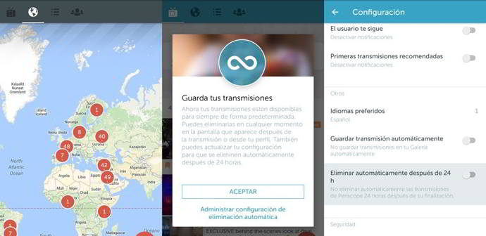 periscope v1.4 android