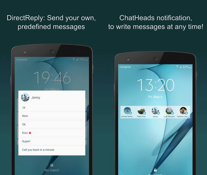 quickreply android