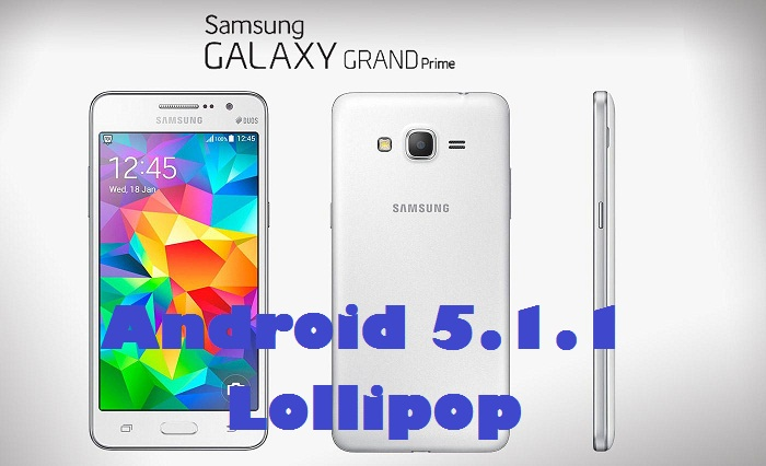 galaxy grand prime instalar android lollipop