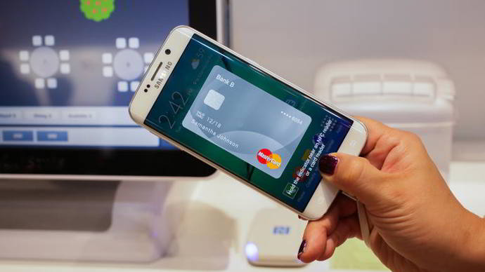samsung pay android