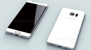 galaxy note 6 render android