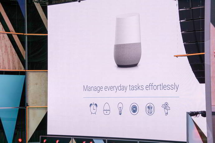 google home android