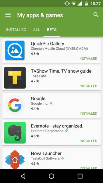 play store v6.8 android