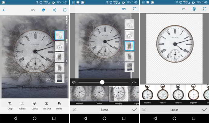 adobe photoshop mix v2.0 android