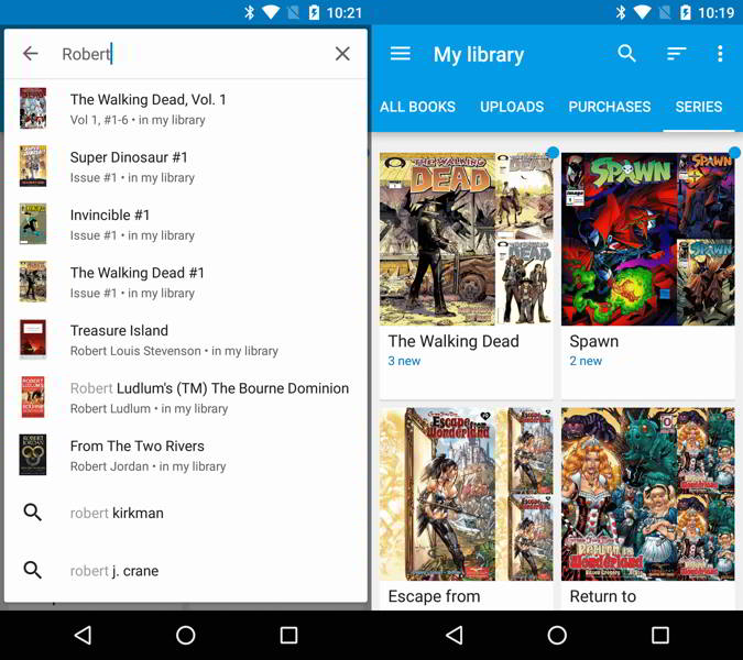 google play books v3.9 android