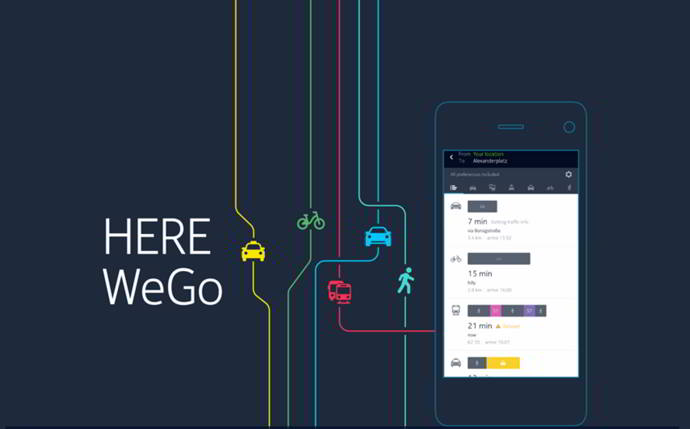 here wego android