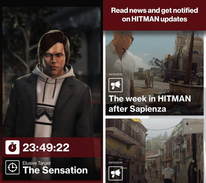 hitman companion android