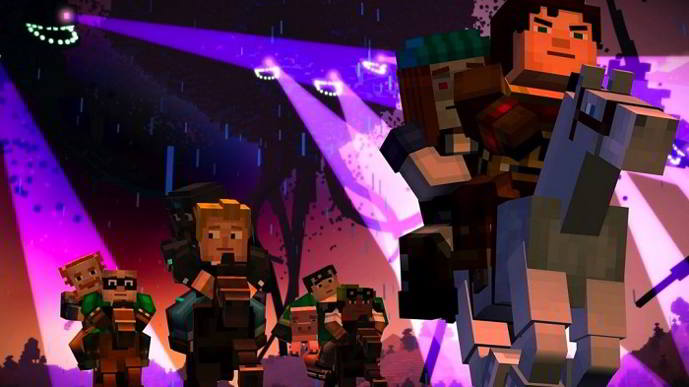 minecraft: story mode capitulo 7 android
