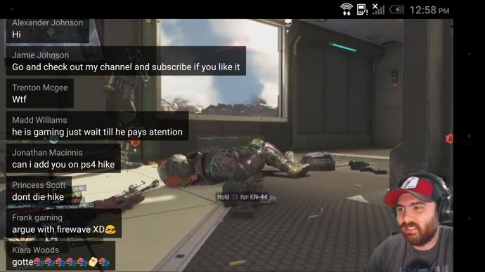 youtube gaming v1.5 android