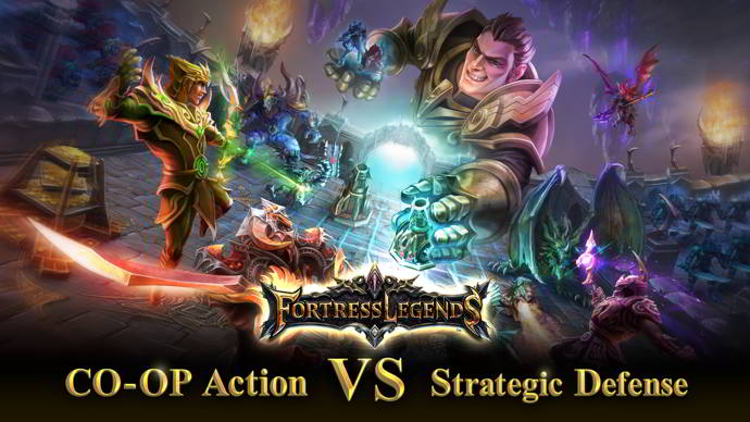 fortress legend android