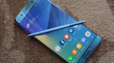galaxy note 7 android