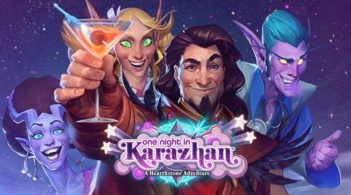 hearthstone heroes of warcraft noche karazhan android