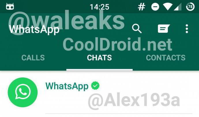 whatapp beta v2.10.16.363 android