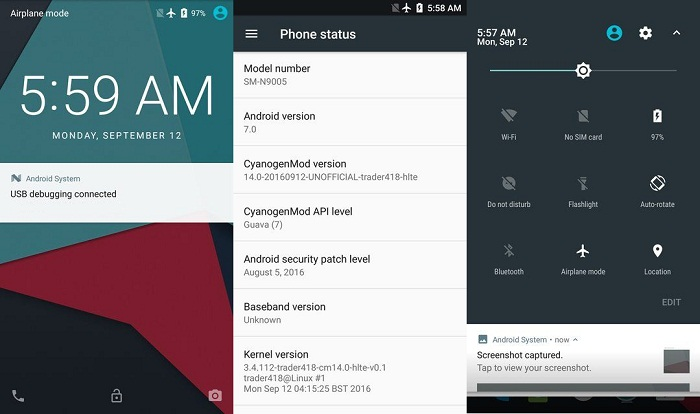 galaxy-note-3-android-nougat-7-0-cyanogenmod-14