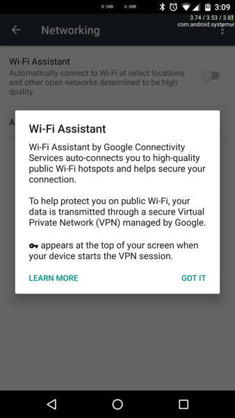 google connectivity services android 1