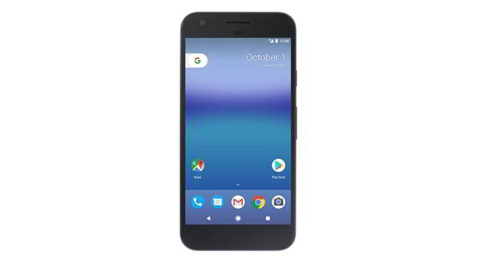 google pixel boton home android