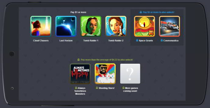 humble mobile bundle 20 android
