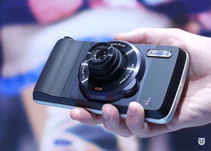 moto mod hasselblad android