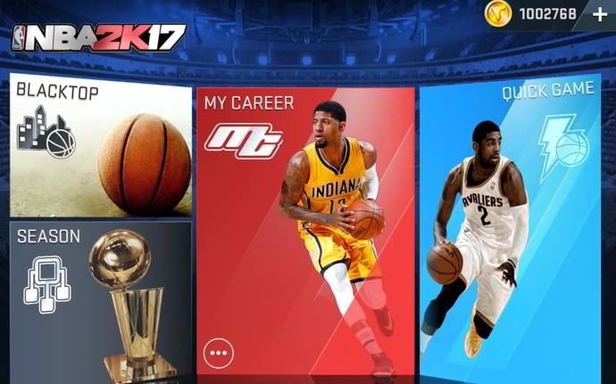 nba 2k17 android