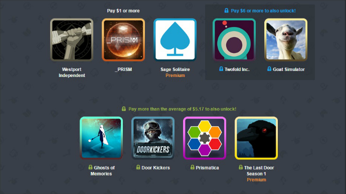 Humble Bundle 21
