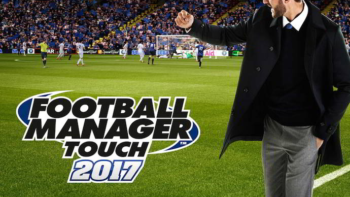 football manager touch 2017 android