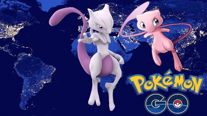 pokemon go mew mewtwo android