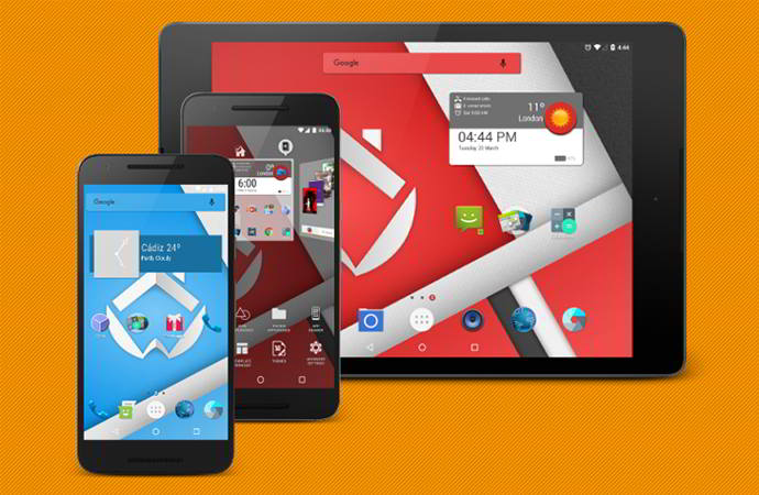 adw launcher 2 android